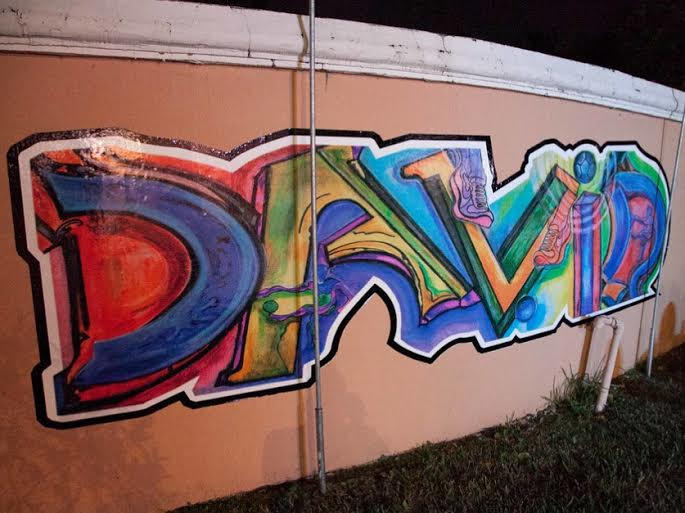 Graffiti by Laura Sion